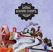 Обложка альбома Kaiser Chiefs «The Future Is Medieval» (2011)
