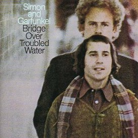 Обложка альбома Simon & Garfunkel «Bridge over Troubled Water» (1970)