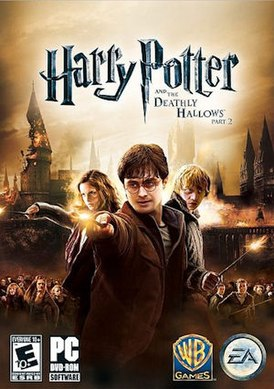 Harry Potter and the Deathly Hallows. Part II — game.jpg
