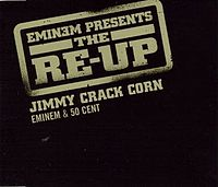 Обложка сингла «Jimmy Crack Corn» (Eminem и 50 Cent, 2007)