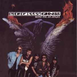 Обложка сингла Scorpions «Send Me an Angel» (1991)