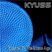 Обложка альбома Kyuss и Queens of the Stone Age «Kyuss/Queens of the Stone Age» ()
