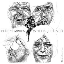 Обложка альбома Fool's Garden «Who Is Jo King?» (2012)