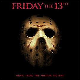 Обложка альбома разных исполнителей «Friday, The 13th: Music From The Motion Picture» (2009)
