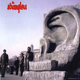 Обложка альбома The Stranglers «Aural Sculpture» (1984)