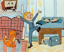 Картинки к мультфильму в стране невыученных уроков