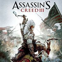 Обложка альбома  «Assassin's Creed III Original Game Soundtrack» (2012)