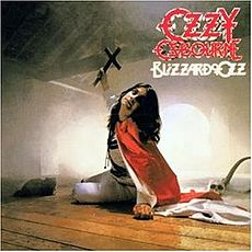 Обложка альбома Ozzy Osbourne «Blizzard of Ozz» (1980)