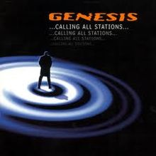 Обложка альбома Genesis «Calling All Stations» (1997)