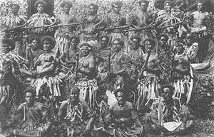 Fiji Fijian Warriors War Clubs.jpg