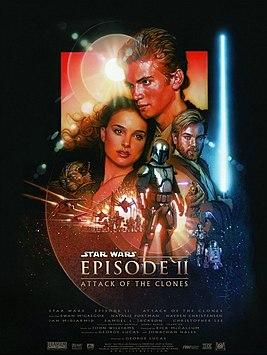 Звёздные войны. Эпизод II: Атака клонов — Википедия натали портман википедия