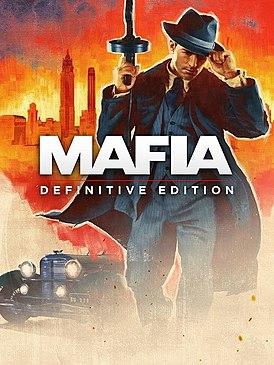 Обложка европейского издания игры для ПК