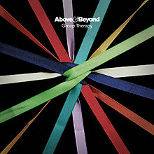 Обложка альбома Above & Beyond «Group Therapy» (2011)
