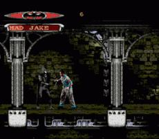 Скачать игру batman на сега