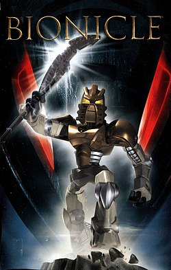 bionicle the game � Википедия