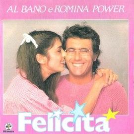 al bano and romina power felicidad