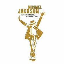 Обложка альбома Майкла Джексона «Michael Jackson: The Ultimate Collection» (2004)