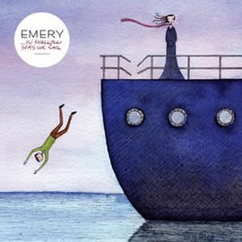 Обложка альбома Emery «…In Shallow Seas We Sail» (2009)