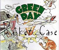 Обложка сингла «Basket Case» (Green Day, 1994)