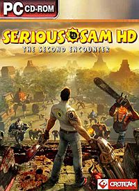 Serious Sam The Second Encounter скачать игру img-1
