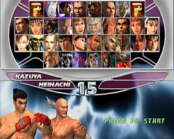 Tekken Tag Tournament — Википедия
