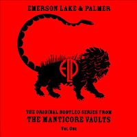 Обложка альбома Emerson, Lake & Palmer «The Original Manticore Bootleg Series» (2001)