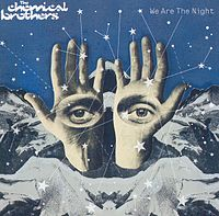 Обложка альбома The Chemical Brothers «We Are The Night» (2007)