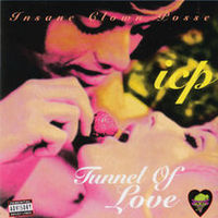 Обложка альбома Insane Clown Posse «Tunnel Of Love» (1996)