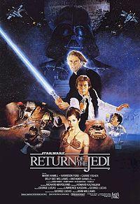 Звёздные войны эпизод vi возвращение