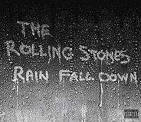 Обложка сингла «Rain Fall Down» (The Rolling Stones, 2005)