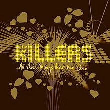 Обложка сингла «All These Things That I've Done» (The Killers, 2004)