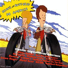 Обложка альбома  «Beavis and Butt-Head Do America: Original Motion Picture Soundtrack» ()
