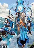 Корпус Голубых Фонарей