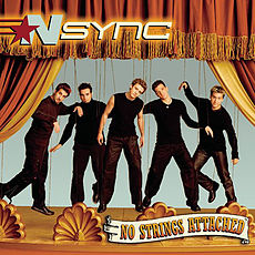 Обложка альбома *NSYNC «No Strings Attached» (2000)