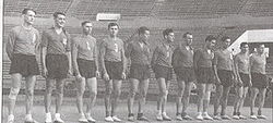 Чемпионат СССР по волейболу среди мужчин 1953 — Википедия