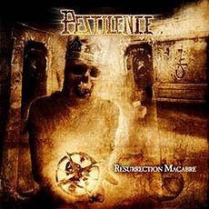 Обложка альбома Pestilence «Resurrection Macabre» (2009)