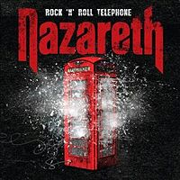 Обложка альбома Nazareth «Rock 'n' Roll Telephone» (2014)