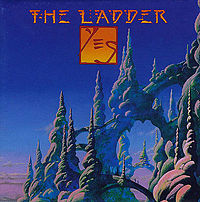 Обложка альбома Yes «The Ladder» (1999)