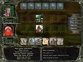 в онлайн карты играть магические