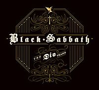 Обложка альбома Black Sabbath «Black Sabbath: The Dio Years» (2007)