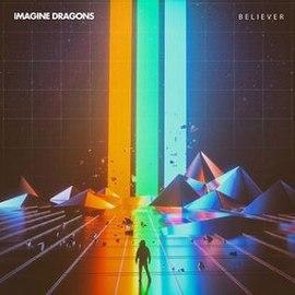 Imagine dragons believer soundtrack movie