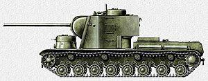 Танк имел максимальную для того времени толщину...  КВ-5 (или объект 225, иногда также называемый КВ-6)...