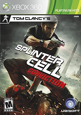 Как сделать splinter cell conviction русском фото 359