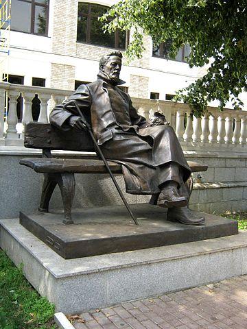 памятник в Звенигороде
