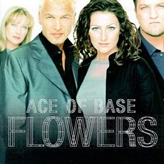 Обложка альбома Ace of Base «Flowers» (1998)