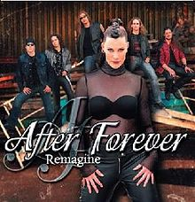 Обложка альбома After Forever «Remagine» (2005)