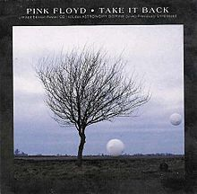 Обложка сингла «Take It Back» (Pink Floyd, 1994)