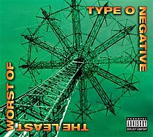 Обложка альбома Type O Negative «Least Worst Of» (2001)