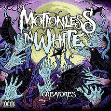 Обложка альбома Motionless in White «Creatures» (2010)