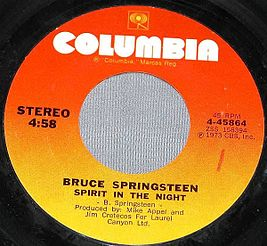 Bruce Springsteen – Spirit in the Night.jpg